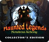 Buy PC games online, download : Haunted Legends: Monstrous Alchemy Collector's Edition