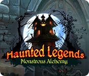 Haunted Legends: Monstrous Alchemy Game Featured Image
