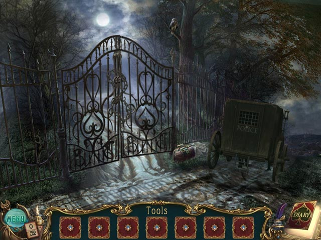 Gra Haunted Legends: The Queen of Spades Collector's Edition Gra Bezpłatne