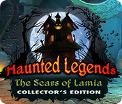 Buy PC games online, download : Haunted Legends: The Scars of Lamia Collector's Edition