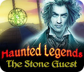 Haunted Legends: The Stone Guest Walkthrough