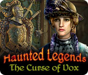 Haunted Legends: The Curse of Vox - Featured Game