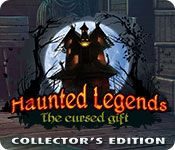 Haunted Legends: The Cursed Gift Collector's Edition Game Featured Image
