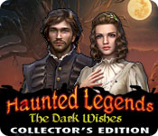 Haunted Legends: The Dark Wishes Collector's Edition Game Featured Image