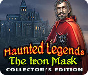 Haunted Legends: The Iron Mask Collector's Edition Game Featured Image