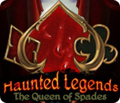 Haunted Legends: The Queen of Spades Game Featured Image