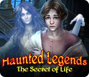 Haunted Legends: The Secret of Life for Mac Game