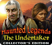 Haunted Legends: The Undertaker Collector's Edition for Mac Game