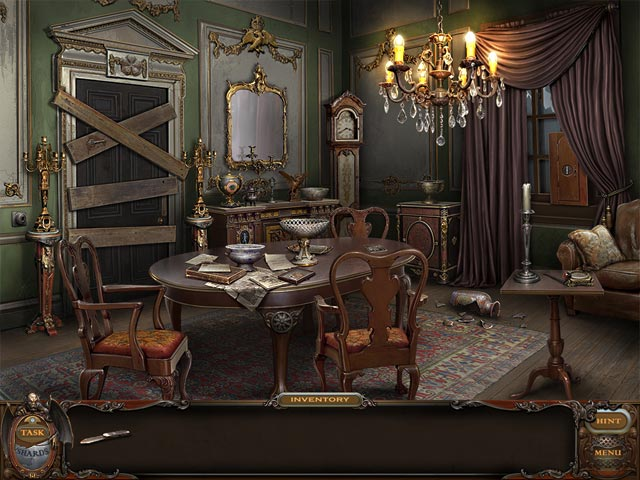 Gra Haunted Manor: Lord of Mirrors Collector's Edition Gra Bezpłatne