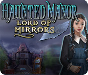 Haunted Manor: Lord of Mirrors Game Featured Image