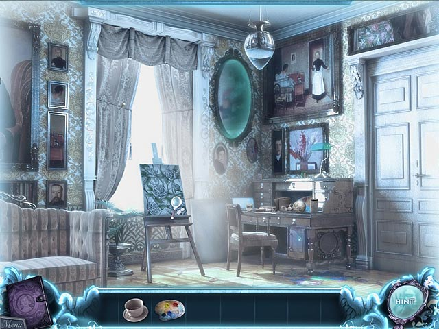 Haunted Past: Realm of Ghosts Collector's Edition - Screenshot
