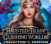 Haunted Train: Clashing Worlds Collector's Edition Game Featured Image