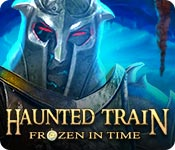 Haunted Train: Frozen in Time Game Featured Image