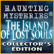 Haunting Mysteries: The Island of Lost Souls Collector's Edition Game