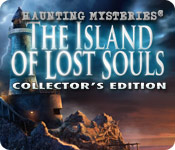 Haunting Mysteries: The Island of Lost Souls Collector's Edition for Mac Game