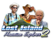Hawaiian Explorer 2: Lost Island Game Featured Image
