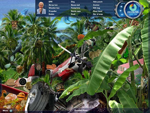 Hawaiian Explorer 2: Lost Island Screen Shot