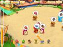 in-game screenshot : Headfolk Crowd (og) - Toss the goodies to the Headfolk Crowd!