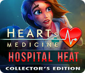 Buy PC games online, download : Heart's Medicine: Hospital Heat Collector's Edition