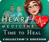 Heart's Medicine: Time to Heal Collector's Edition Game Featured Image
