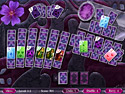 in-game screenshot : Heartwild Solitaire (mac) - The solitaire game that reveals a story!