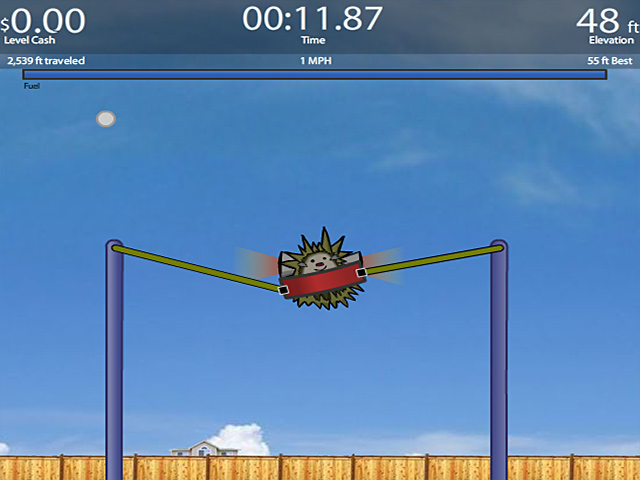 Hedgehog Launch Screenshots