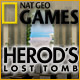 Free online games - game: National Geographic  presents: Herod's Lost Tomb