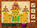 in-game screenshot : Hexalot (pc) - The Knights of The Round Table need you!