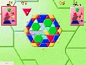 in-game screenshot : Hexcite (pc) - A sensational puzzle game!