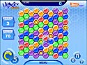 1. Hexic Deluxe game screenshot