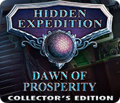 Hidden Expedition: Dawn of Prosperity Collector's Edition Game Featured Image
