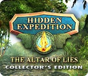 Hidden Expedition: The Altar of Lies Collector's Edition Game Featured Image