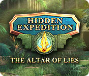 Hidden Expedition: The Altar of Lies for Mac Game