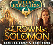 Hidden Expedition: The Crown of Solomon Collector's Edition Game Featured Image