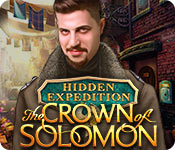 Hidden Expedition: The Crown of Solomon Game Featured Image