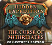 Hidden Expedition: The Curse of Mithridates Collector's Edition for Mac Game