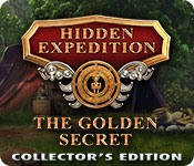 Hidden Expedition: The Golden Secret Collector's Edition for Mac Game