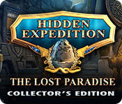 Hidden Expedition: The Lost Paradise Collector's Edition Game Featured Image
