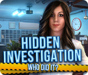 Buy PC games online, download : Hidden Investigation: Who Did It?