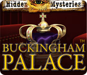 Hidden Mysteries: Buckingham Palace ™ Feature Game
