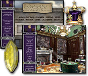 Hidden Mysteries: Buckingham Palace ™ Game