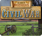 Hidden Mysteries: Civil War Feature Game