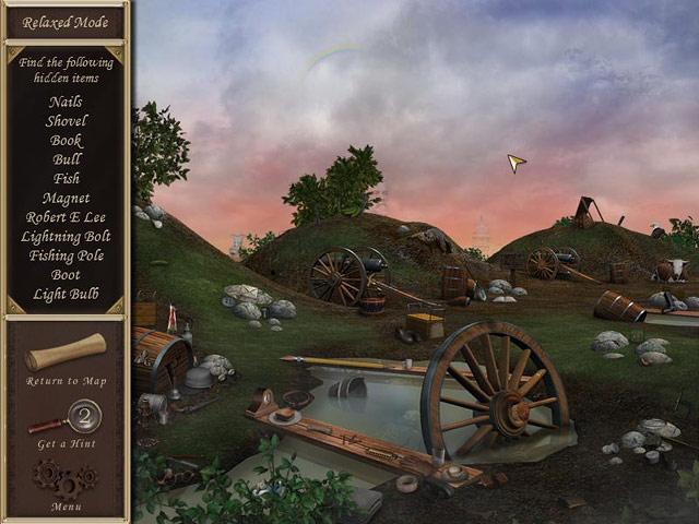 Gra Hidden Mysteries ®: Civil War Gra Bezpłatne