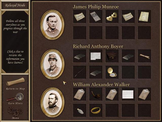 Bezpłatne pobieranie Hidden Mysteries ®: Civil War