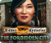Featured image of Hidden Mysteries: The Forbidden City; PC Game