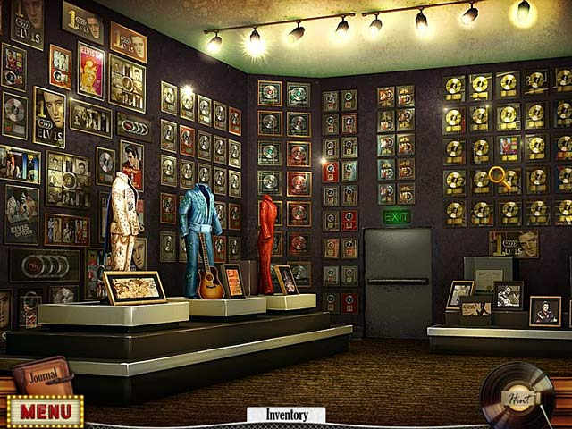 Gra Hidden Mysteries®: Gates of Graceland® Gra Bezpłatne