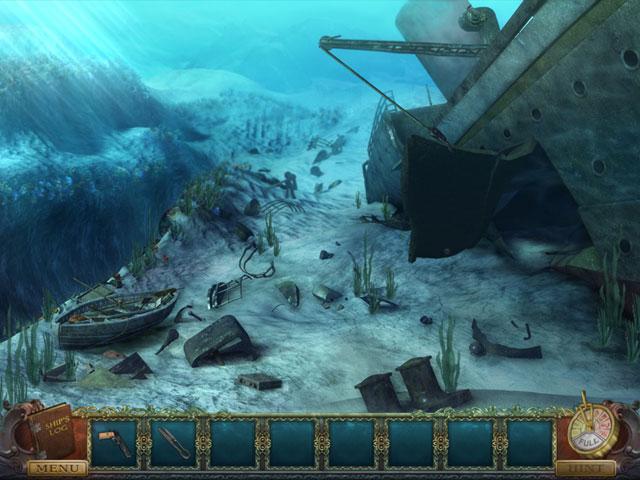 Gra Hidden Mysteries®: Return to Titanic Gra Bezpłatne