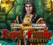 Hidden Mysteries: Royal Family Secrets Game Featured Image