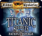 Hidden Mysteries®: The Fateful Voyage - Titanic Game Featured Image