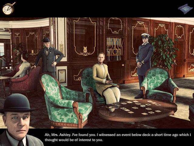 Gra Hidden Mysteries®: The Fateful Voyage – Titanic Gra Bezpłatne